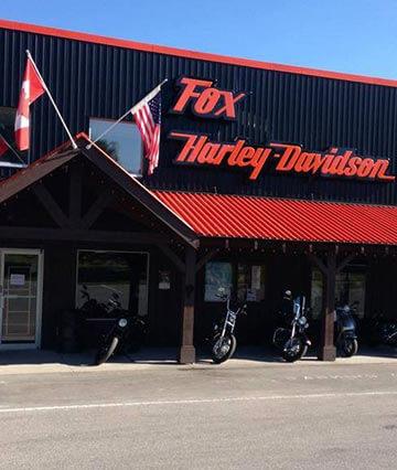 Motorcycle Dealer near Bruce County, ON | Fox Harley-Davidson