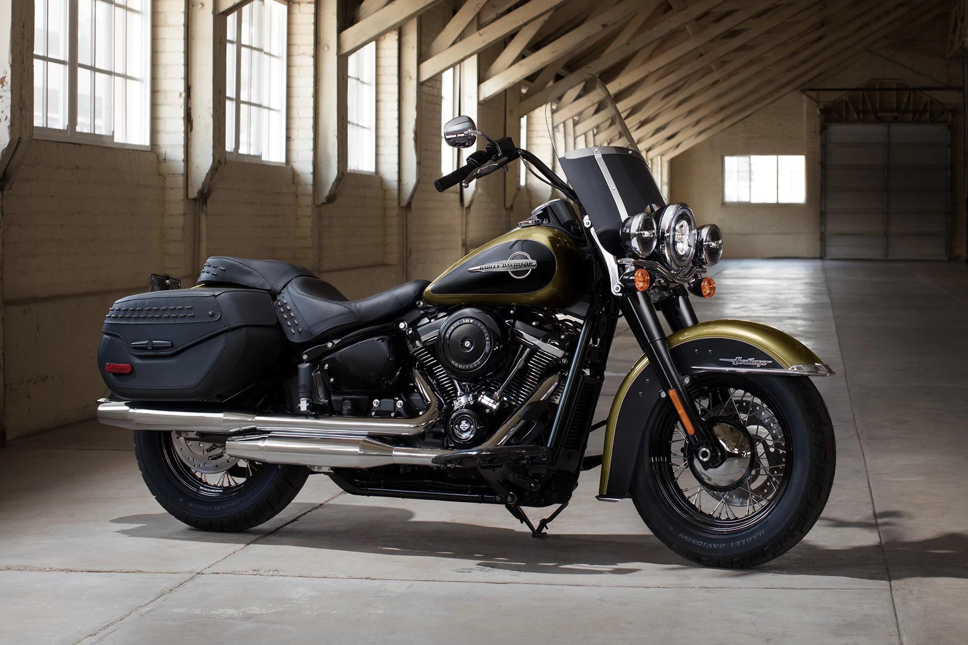 2018 Harley-Davidson® Softail® Motorcycles | Fox Harley-Davidson